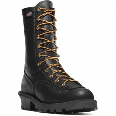 "Danner 18102 - Men's - 10"" Flashpoint II - All Leather Black"