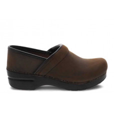Dansko 212-780202 - Men's - Narrow Pro - Antique Brown/Black