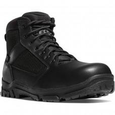 """Danner 23821 - Men's - 5.5"""" Lookout Composite Toe Side-Zip - Black"""