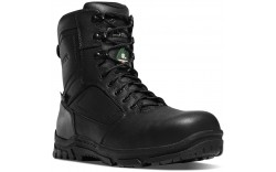 "Danner 23826 - Men's - 8"" Lookout EMS/CSA Side-Zip Composite Toe - Black"