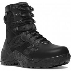 """Danner 25733 - Men's - 8"""" Scorch Side-Zip - Black Danner Dry"""