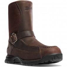 """Danner 45025 - Men's - 10"""" Sharptail Rear Zip - Dark Brown"""