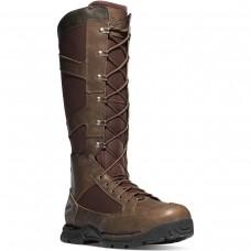 "Danner 45033 - Men's - 17"" Pronghorn Snake Boot Side Zip - Brown"