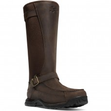 """Danner 45040 - Men's - 17"""" Sharptail Snake Boot - Dark Brown"""