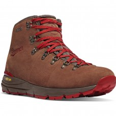 "Danner 62245 - Women's - 4.5"" Mountain 600 - Brown/Red"