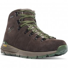 """Danner 62243 - Men's - 4.5"""" Mountain 600 - Dark Brown/Green"""
