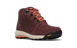 "Danner 64502 - Women's - 4"" Inquire Chukka - Mauve/Salmon"