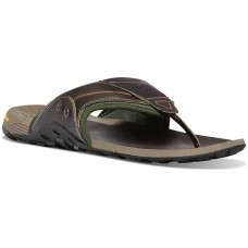 Danner 68134 - Men's - Lost Coast Sandal - Gray/Kombu Green