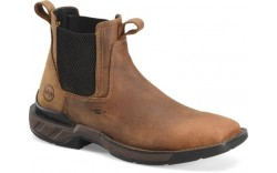 "Double H DH5363 - Men's - 5"" Hisler Wide Square Toe Romeo"