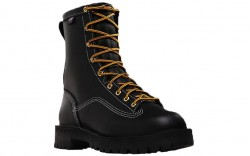 Danner 11550 - Men's - Super Rain Forest 8 Inch Black Non-Metallic Safety Toe