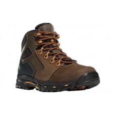 Danner 13860 - Men's - Vicious 4.5 Inch Brown/Orange Non-Metallic Safety Toe
