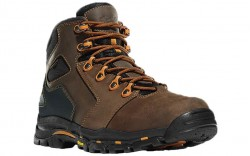 Danner 13860 - Men's - Vicious 4.5 Inch Brown/Orange Non-Metallic Safety Toe