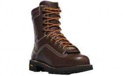 Danner 17307 - Men's - Quarry USA 8 Inch Brown Non-Metallic Safety Toe