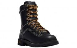 Danner 17311 - Men's - Quarry USA 8 Inch Black Non-Metallic Safety Toe