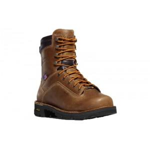 Danner 17317 - Men's - Quarry USA 8 Inch Distressed Brown AT