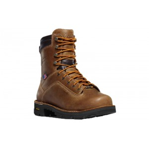 Danner 17319 - Men's - Quarry USA 8 Inch Distressed Brown 400G