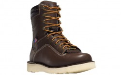 Danner 17327 - Men's - Quarry USA 8 Inch Brown Wedge