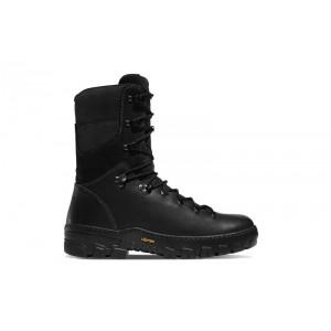 "Danner 18054 - Men's - Wildland Tactical Firefighter 8"" - Black Smooth-Out"