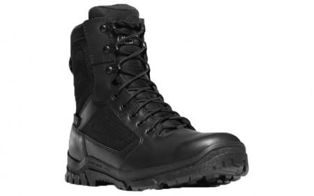 Danner 23824 - Men's - Lookout Side-Zip 8 Inch Black