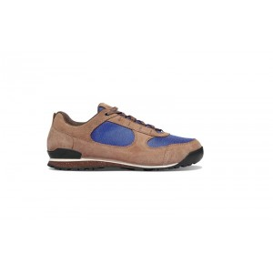 Danner 37397 - Men's - Jag Low - Burro Brown/True Blue