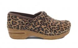 Dansko 106-081212 - Women's - Professional - Leopard Suede