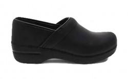 Dansko 299-020202 - Women's - Professional - Black Oiled (Wide Width)