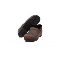 Dansko 299-780202 - Men's - Professional - Antique Brown Oiled (Wide Width)