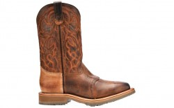Double H DH3567 - Men's - 11 Inch ST Square Toe Roper - Oldtown Folklore