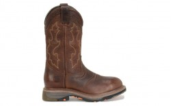 "Double H DH4147 - Men's - 12"" Workflex Wide Square Roper"