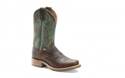 "Double H DH4639 - Men's - 11"" Domestic U-Toe Roper - Green"