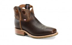 Double H DH4900 - Men's - Domestic Wide Square Oak I.C.E. Steel Toe Shortie - Peanut Bison