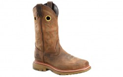 Double H DH5241- Men's - 12 inch - Waterproof - WorkFlex MAX Wide Square Composite Toe Work Western
