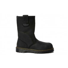 Dr. Martens R10295001 - Women's - Icon 2295 Steel Toe - Black