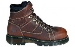 Dr. Martens R12721200 - Women's - Ironbridge Safety Toe 6-Inch Teak