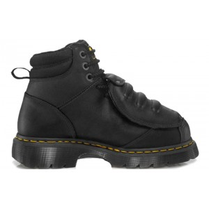 Dr. Martens R13159001 - Women's - Ironbridge Met Guard 6-Inch Black