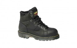 Dr Martens R13400001 - Men's - Ironbridge EW - Black Industrial Grizzly
