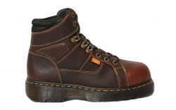 Dr. Martens R14403201 - Men's - Ironbridge Internal Met Guard Steel Toe - Teak