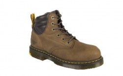 Dr. Martens R21725203 - Women's - Hybrid Hynine ST 6 Tie Boot - Brown
