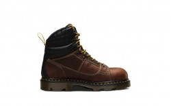 Dr Martens R22653214 - Men's - Camber Steel Toe 8 Tie Boot - Teak