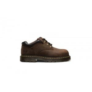 Dr Martens R23787207 - Men's - Hylow Steel Toe 4 Tie Shoe - Gaucho