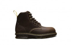 Dr Martens R24335201 - Men's - Britton ST - Dark Brown Republic