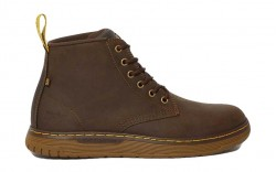 Dr. Martens R25122201 - Men's - Ledger SD - Dark Brown
