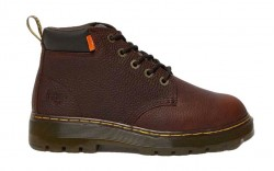Dr. Martens R25995808 - Men's - Grader Internal Met Guard - Light Teak