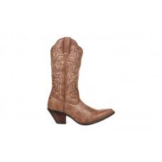 "Durango DCRD177 - Women's - Crush - 11"" Soft Toe - Cinnamon"