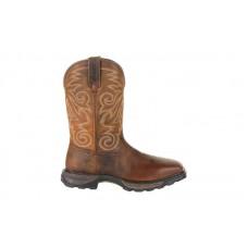 Durango - Men's - DDB0206 Maverick XP Steel Toe Waterproof Western - Burly Brown