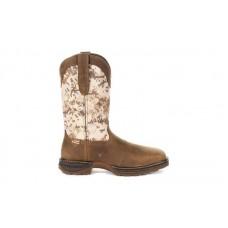 Durango - Men's - DDB0207 Maverick XP Steel Toe Waterproof Western - Dusty Brown/Digital Camo