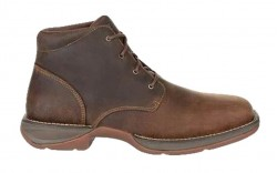 "Durango DDB0261 - Men's - Red Dirt Rebel - 5"" Steel Toe Chukka - Bark Brown"