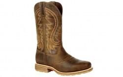 "Durango DDB0297 - Men's - Maverick Pro - 12"" Waterproof - Puncture Resistant - Steel Square Toe - Rugged Tan"