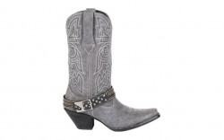 Durango - Women's - DRD0329 Crush Graphite Flag Accessory Western