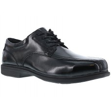 Florsheim FS2000 - Men's - Coronis Dress Lace Oxford Steel Toe - Black